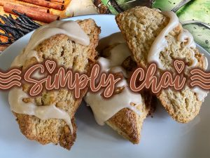 simply chai scone new