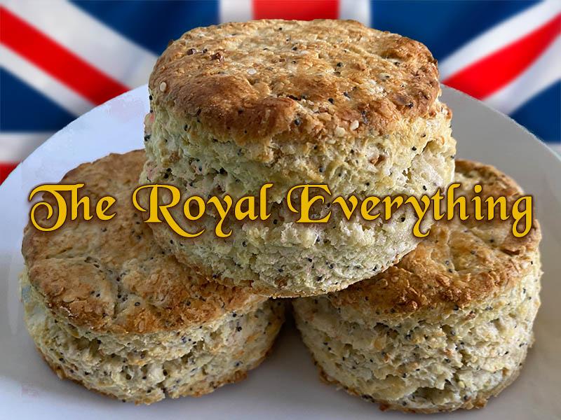royal everything scone
