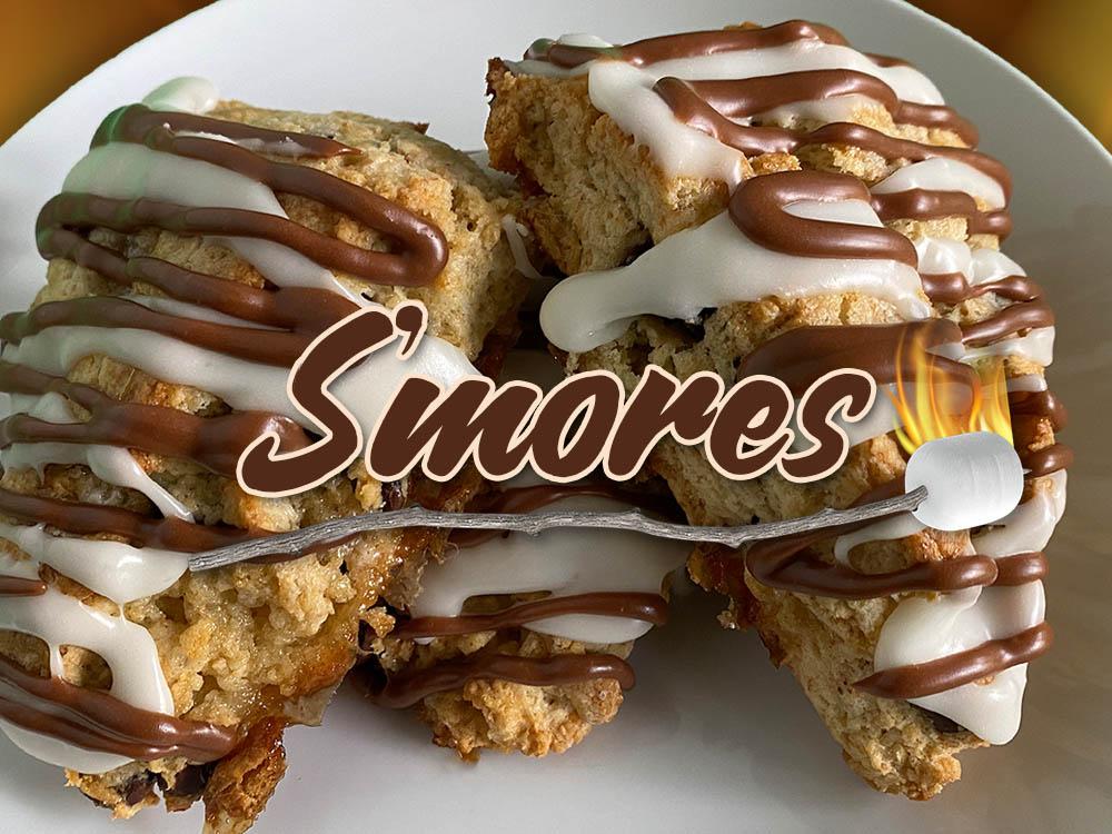 smores scone new