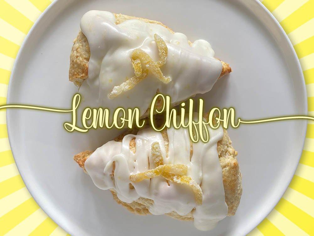 lemon chiffon scone new