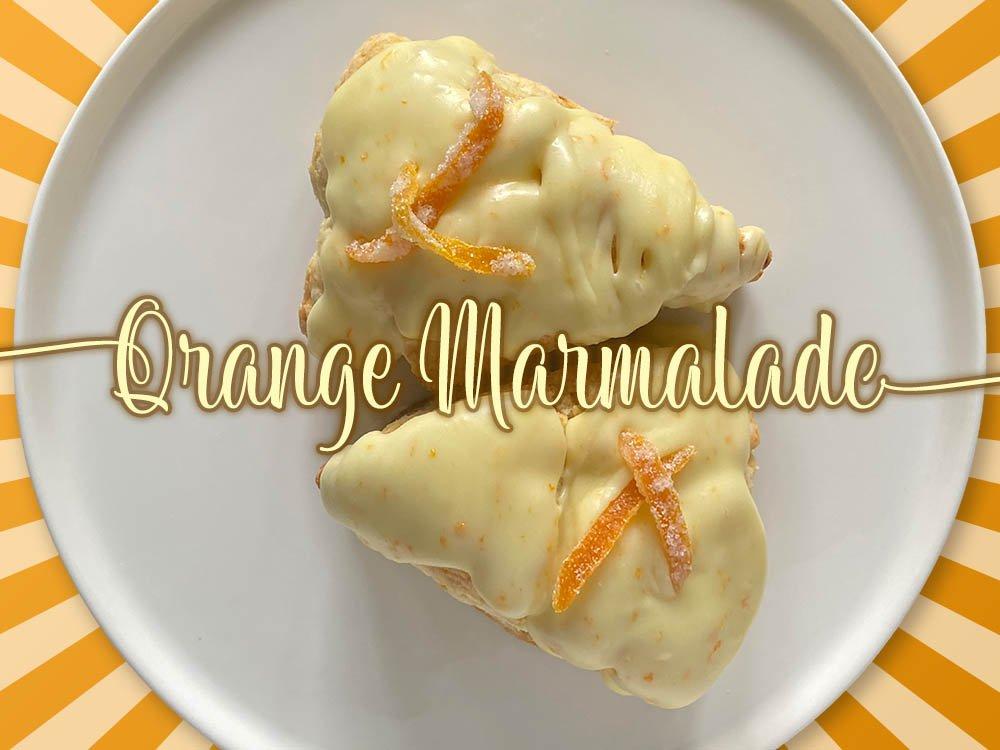 orange marmalade scone new